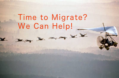 Time to Migrate? We can Help!